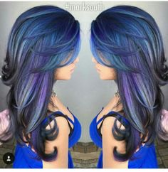 My next hair color