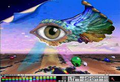 Digi-Paint from NewTek on Amiga