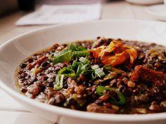 Guiso de Lentejas Fácil, con pocos ingredientes y un toque diferente. Receta con fotos del Paso a Paso. Una receta imperdible.
