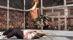 Top 30 Hell in a Cell Matches, read to get prepared for WWE Hell in a Cell featuring The Undertaker, Brock Lesnar, Seth Rollins, Dean Ambrose, Kane, Kevin Owens http://www.thesportster.com/wrestling/power-ranking-all-30-hell-in-a-cell-matches/