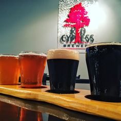 Red Cypress Brewery in Winter Springs Florida. Breweries in Central Florida.   www.aladycrafter.com