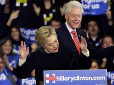 Le journal de BORIS VICTOR : Plusieurs donateurs des époux Clinton dans   les «...
