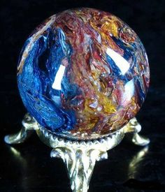 Pietersite Crystal Ball