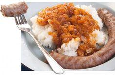 In en om die huis: Wat's pap sonder sous? South African Recipes, Ethnic Recipes, Dessert Recipes, Desserts, Mashed Potatoes, Breakfast, Spreads, Dressings, Food