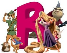 "R for Robin Hood (ABCs by Unknown) #RobinHood [For the full description and/or other pictures in the series, see my board ""ABCs""]"