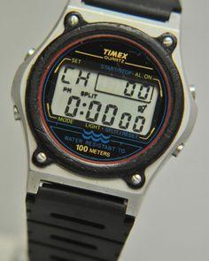 timex atlantis 100