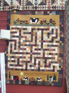 Folk Art Gathering - The Buggy Barn Quilt Shop, Quilting Fabric ... : buggy barn quilt show - Adamdwight.com