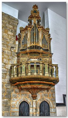 Órgão de tubos da Sé de Aveiro