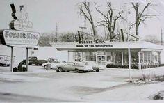 Burger King as I remember it.