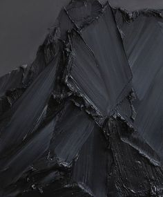 Black Texture Very cool, dark design. Has a smooth looking texture, but is raw. Would use in a modern design Is Black A Color, Black And White, Total Black, Black Mass, Color Pop, Conrad Jon Godly, In Loco, Apocalypse Art, Yennefer Of Vengerberg