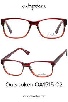 OUTSPOKEN OA1515 C2 Eyewear, Glasses, Easy, Eyeglasses, Eyeglasses, Sunglasses, Eye Glasses