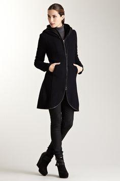 Duarte Celeste Coat