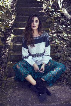"""Thaila Ayala: """"De vez em quando eu me acho bonita. Bem de vez em quando"""" (Foto: Divulgação)"""