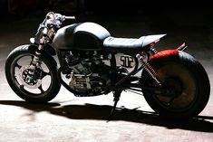 Custom Honda by 502 Moto - Custom Motorcycles & Classic Motorcycles - BikeGlam Cx500 Cafe, Honda Cx500, Scrambler, Motorcycle Wheels, Cafe Racer Motorcycle, Honda Motorcycles, Custom Motorcycles, Cx 500, Cafe Bike
