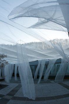 Ryo Yamada: Vertical Landscape. Sapporo, Japan. Image: Y Maezawa.
