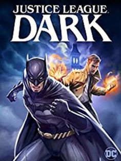 For Those Who Were Wondering ...: Blu-ray/DVD Review: Justice League Dark