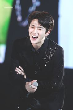 Sehun - 170121 Green Nature 2017 EXO Fan Festival Credit: Beat Per Minute. (그린네이처 2017 엑소 팬 페스티벌)