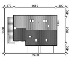 Rzut projektu Murator M210 Jasna przestrzeń Bar Chart, Bar Graphs