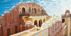 India / Rondreis |  Gouden Driehoek & Stranden van Goa 5* (Rose Stad - Jaipur)