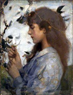 Edward Arthur Walton (Scottish, 1860-1922).