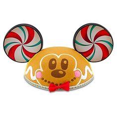 fd38f812d0b02 Walt Disney World Gingerbread Mouse Disney Mickey Ears