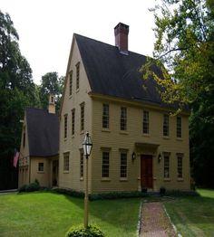 Deerfield Colonial