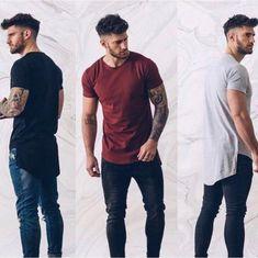 Men Hip Hop T-shirt Swag Shirts Male Streetswear Tee – myshoponline.com