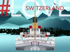 Love Switzerland | Latest Work