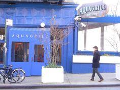 Oyster-bar hopping in New York City