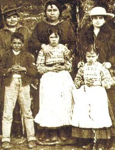 Blessed Francisco, Lucia, and Blessed Jacinta
