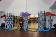 Entering Kingdom Rock.