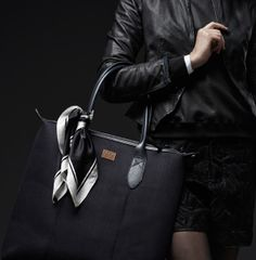 G-Star RAW Midnight Collection Tip 4 - Catch The Eye. Small details easily change the mood of an outfit. Knot a silk scarf onto the handle of a denim shopper to raise the tone from every-day practical to end-of-year party.