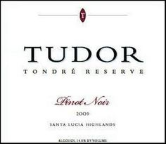 2009 Tudor Wines Tondre Reserve Santa Lucia Highland Pinot Noir Wine 750 mL *** Check this awesome image @