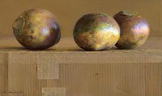"""Three Rutabagas""  by Jeffrey T. Larson"