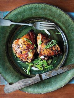 How to make healthier bakes bbc good food guide healthier all citrus marinated chicken in my latest do the funky chicken forumfinder Image collections