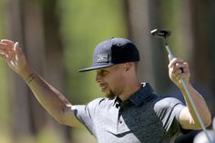 splash-brothers: Steph at the American Century Championship in...