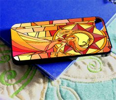 Adventure Time Sun for iPhone 4/4s/5/5s/5c, Samsung Galaxy s3/s4 case