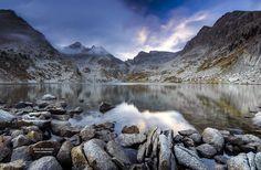 Lac Nègre by Kévin Schwartz on 500px