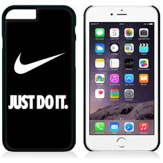 "Custom Nike ""Just Do It"" iPhone 6, 6 Plus 5/5s case Ultra Thin phone... ($12) ❤ liked on Polyvore featuring accessories and tech accessories"