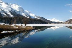 St. Moritz, Switzerland | St.Moritz Lake, Switzerland | Places I have visited