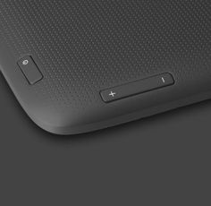 Check this out on leManoosh.com: #Black #Button #Electronics #HP #Pattern #Rounded #squary #Tablet #Texture