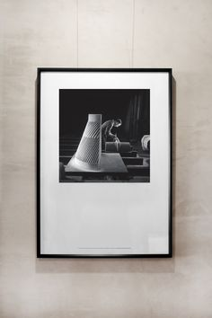 Man Made Poster: Sand Core  £55.00  A2 Poster printed on Hahnemuhle Photo Rag paper. Sold unframed.
