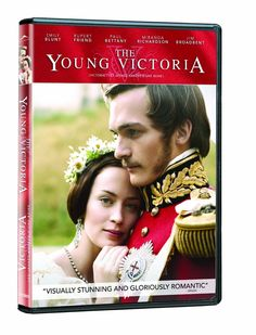 Gifts for Grandparents ~ For the grandparents that love movies, I hear great things about Young Victoria.