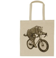 Hoi! Ik heb een geweldige listing gevonden op Etsy https://www.etsy.com/nl/listing/105126448/tote-bag-cheetah-on-bike-hand-screen