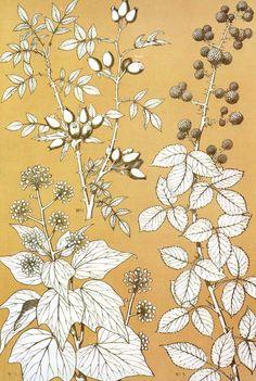 Owen Jones, Decoration, Pattern and the Observation of Nature Owen Jones, Tangle Patterns, Romanesque, Egyptian Art, Botanical Illustration, Textile Design, Flower Patterns, Pattern Design, Backdrops