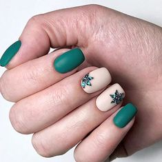 www.instagram.com/beauty_ideas_blog #nails #ногти #маникюр #naildesign