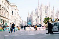 Duomo de Milano, Italy. 2018   gabrielaprias Vsco, Street View