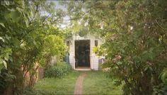 Oliver Postgate's shed from Meg Pickard's blog.