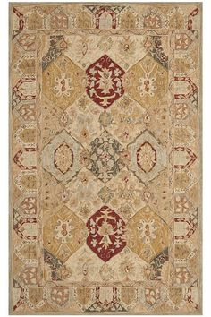 Savoy Area Rug - Traditional Rugs - Wool Rugs - Rugs | HomeDecorators.com