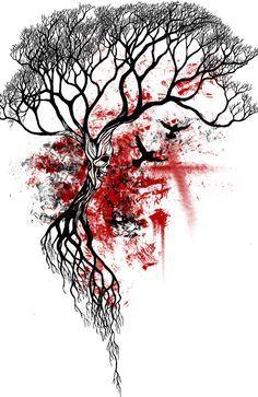 Skulltree by El-Be